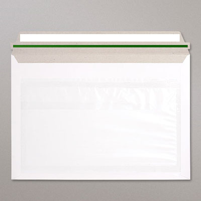 Paper Envelope Sealed by Bag Sesaling Tape