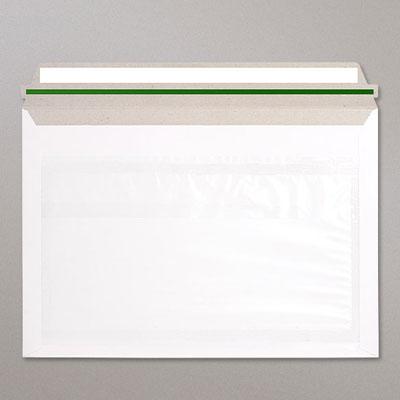 Paper Envelope Sealed by Bag Sesaling Tape