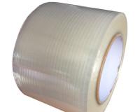 Bopp Bag Sealing Tape packed in bobbin spool.