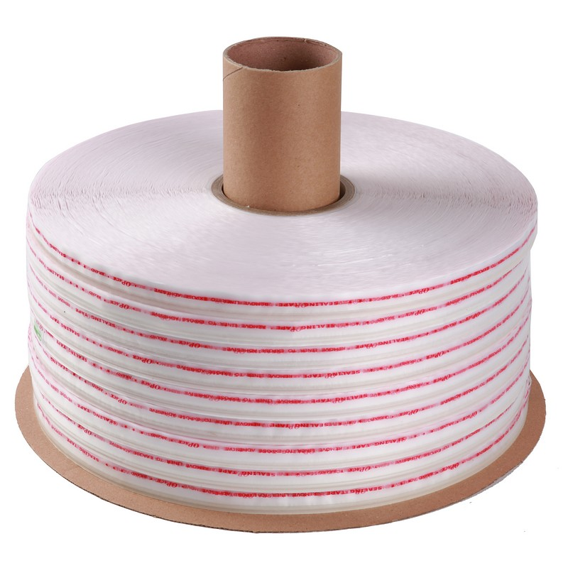 General purpose bag sealing tape
